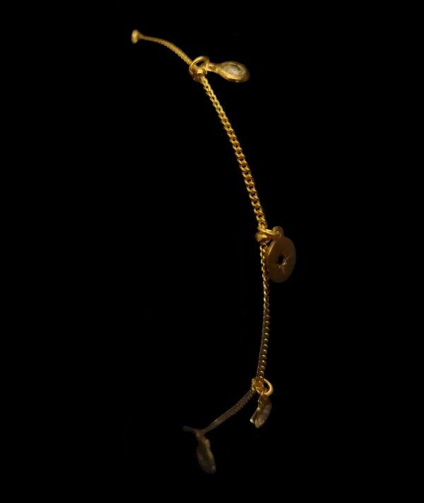 Brújulas Circonita Dorado