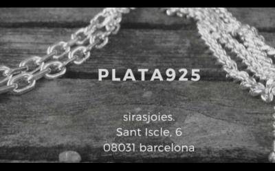 CADENAS PARA HOMBRE PLATA925